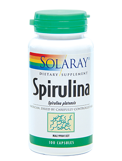 Solaray Spirulina