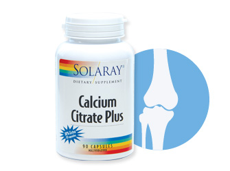 Solaray Calcium Citrate Plus