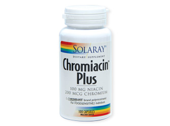 Solaray Chromiacin™ Plus
