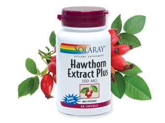 Solaray Hawthorn Extract Plus