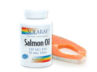 Solaray Salmon Oil